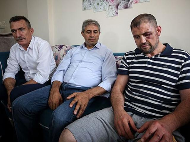 Bursada gaziyi darbeden 3 saldırgan tutuklandı