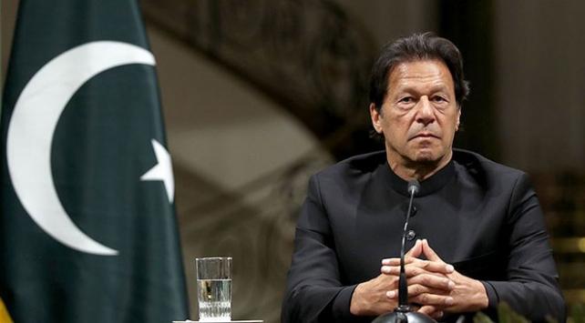 Pakistan Başbakanı Han: Dünya Keşmirdeki katliama sessizce tanıklık mı edecek?
