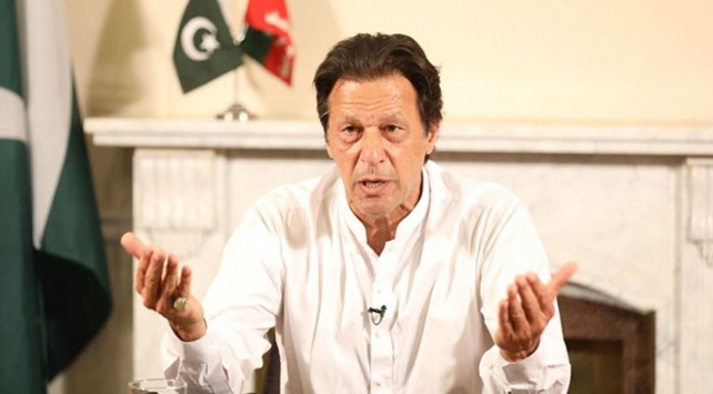 Pakistan Başbakanı Han: Hindistanın Cammu Keşmir hatası pahalıya mal olacak