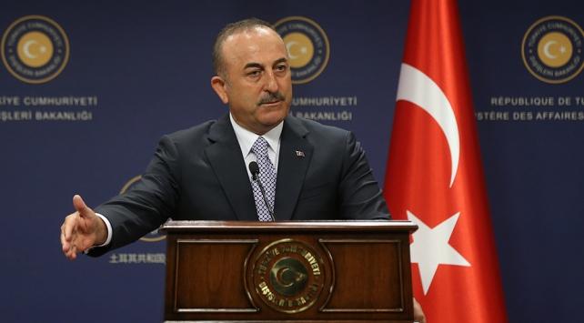 Dışişleri Bakanı Çavuşoğlu: ABDnin oyalama taktiği geçerli olmayacak