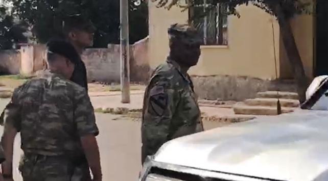 ABD Avrupa Kuvvetleri Komutan Yardımcısı Twitty, Şanlıurfa'da incelemelerde bulundu