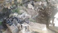 Şırnak kırsalında teröristlere ait sığınak ve barınak imha edildi