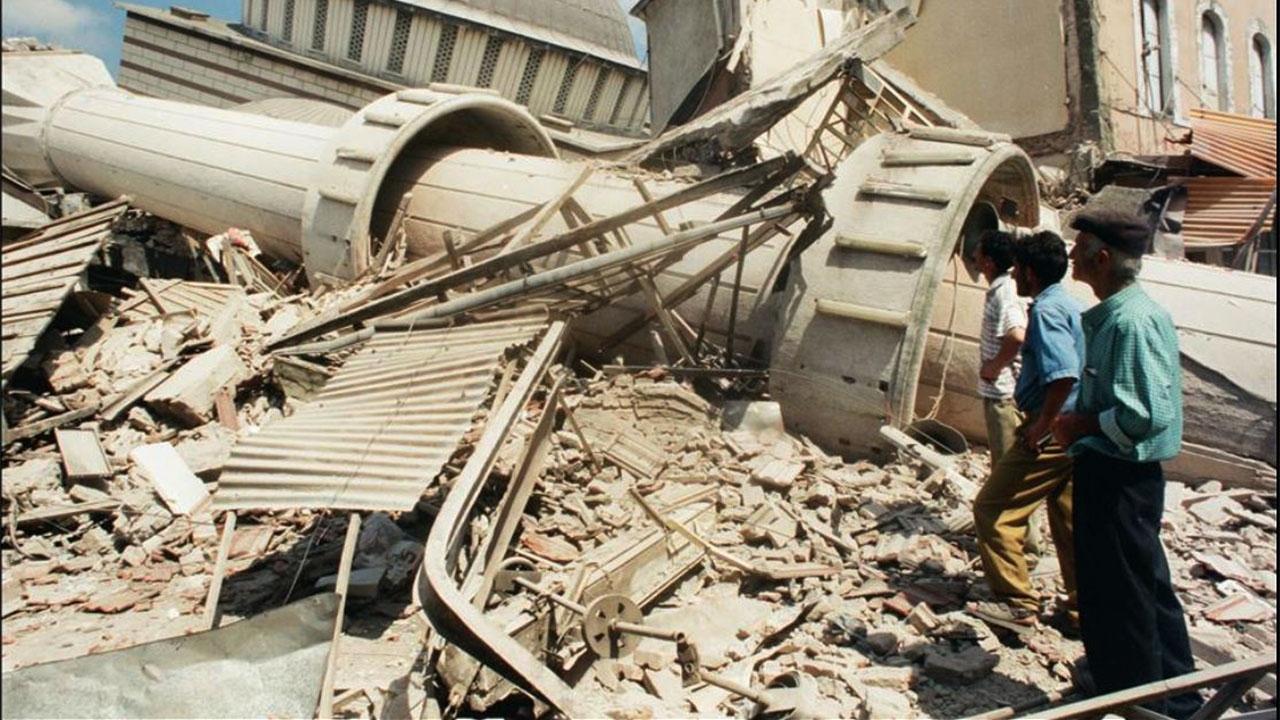 Gölcük Depreminden 20 yıl sonra