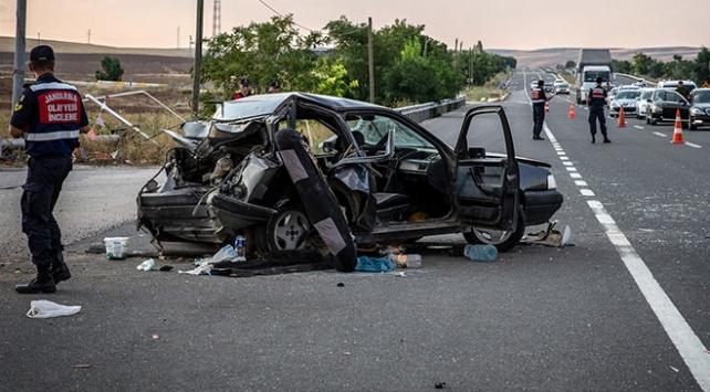 AnkaraKonya kara yolunda kaza: 5 yaralı