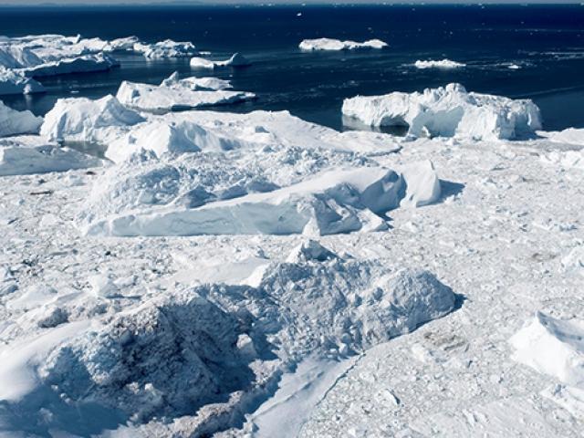 Küresel ısınma Grönland'i olumsuz etkiliyor