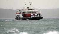 İstanbul'da sağanak: Tüm vapur seferleri iptal oldu