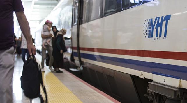 50 milyon yolcu YHT'yi tercih etti