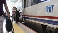 50 milyon yolcu seyahatlerinde YHT'yi tercih etti