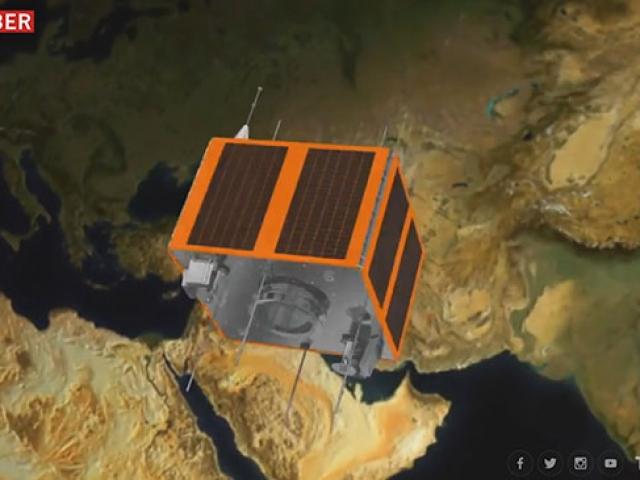 RASAT 8 yıldır yörüngesindeki görevini başarıyla sürdürüyor