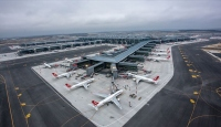 İstanbul havalimanları 7 ayda 60 milyona yakın yolcuyu ağırladı