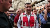 İBB Başkanı İmamoğlu: Tespitler yapılıyor, en hızlı şekilde yaraları saracağız