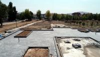Elazığ'da terörün yıktığı yer millet bahçesine dönüşüyor