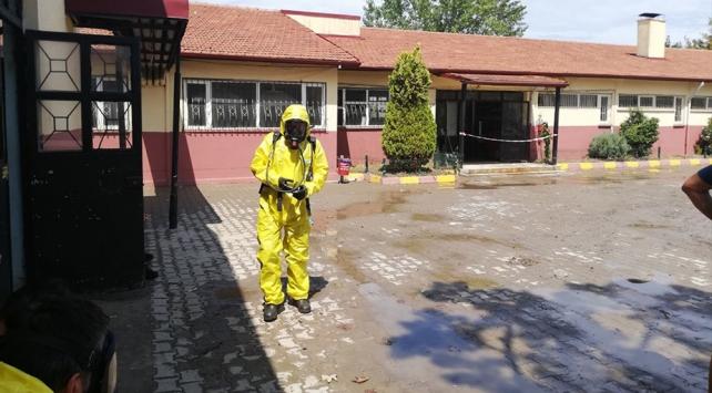 Sakarya'da suyun karpitle teması sonucu zehirli gaz oluştu