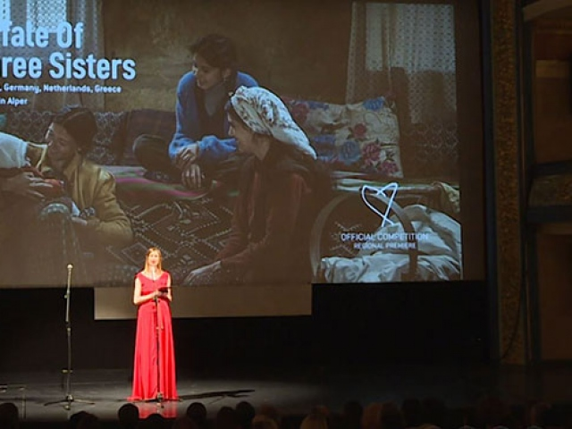 TRT ortak yapımı Dilsiz filmi dünya prömiyerini yaptı