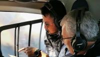 Yangınlara 23 helikopter, 250 arazöz ve bin personel müdahale ediyor