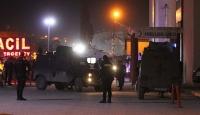 Terör örgütünün döşediği EYP sivil aracın geçişi sırasında patladı
