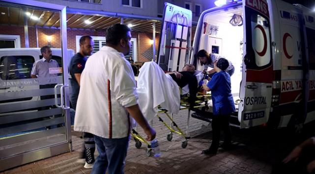 Nevşehirde 94 turist gıda zehirlenmesi şüphesiyle hastaneye kaldırıldı