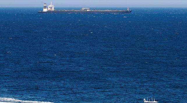 İran tankeri Cebelitarıktan ayrıldı