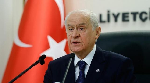 MHP Lideri Bahçeliden Bakan Soyluya tebrik telefonu
