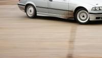 Samsun'da drift yapan sürücülere 15 bin 30 lira para cezası