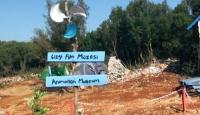 Antalya'daki değirmende çizgi film yapımı öğretiliyor