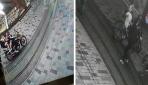 İstiklal Caddesinde motosikletiyle dehşet saçtı: 3 yaralı