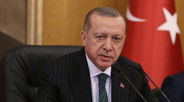 Cumhurbaşkanı Erdoğandan Ahmet Haluk Dursunun vefatı için başsağlığı mesajı