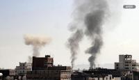 Arap koalisyonundan Sana'da operasyon