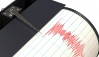 Denizli'de 3,9 büyüklüğünde deprem
