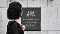 Hong Kong'daki İngiltere Konsolosluğu çalışanı Çin'de gözaltına alındı