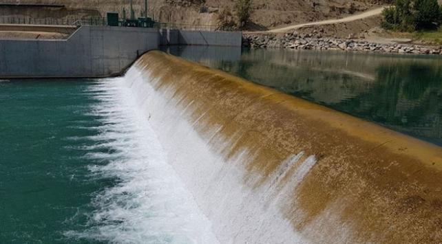 Göksu Çayının suyu Gaziantepe ulaştı