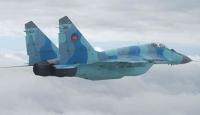 Azerbaycan'da düşen savaş uçağının pilotunun naaşı bulundu