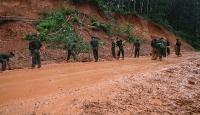 Myanmar'da toprak kayması: 82 ölü