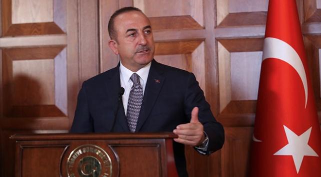 Bakan Çavuşoğlu: İdlibde ateşkesi sağlamamız lazım