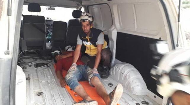 İdlibde 26 Nisandan bu yana 843 sivil öldürüldü
