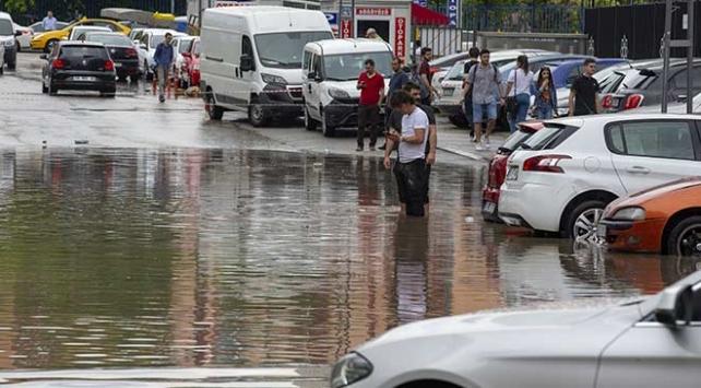 Ankara için kuvvetli yağış uyarısı