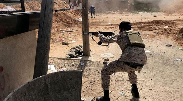 Libyada Hafter güçleriyle UMH arasında çatışma