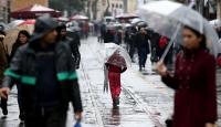 İstanbul'a kuvvetli yağış ve su baskını uyarısı