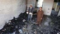 Taliban, Afganistan'da bir okulu ateşe verdi