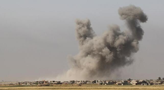 ABD İsraile Haşdi Şabi hedefleri için istihbarat verdi iddiası
