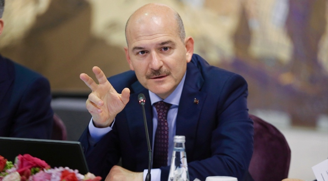 İçişleri Bakanı Soylu: PKK yandaşlığı yapmalarına izin veremezdik