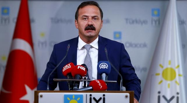İyi Parti Sözcüsü Ağıralioğlu: Terörden medet umanlara müsamaha gösterilmemeli
