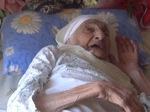 Türkiye'nin en yaşlı insanı tarihe tanıklık etti
