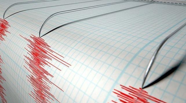 Tuncelide 3,9 büyüklüğünde deprem