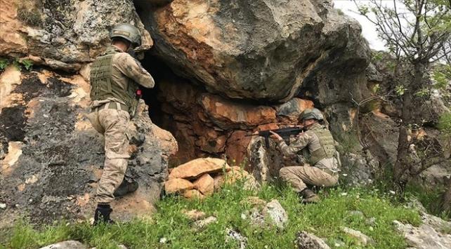 Mardin ve Şırnakta 7 terörist etkisiz hale getirildi