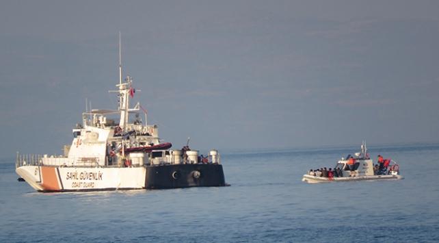Çanakkalede 249 düzensiz göçmen yakalandı
