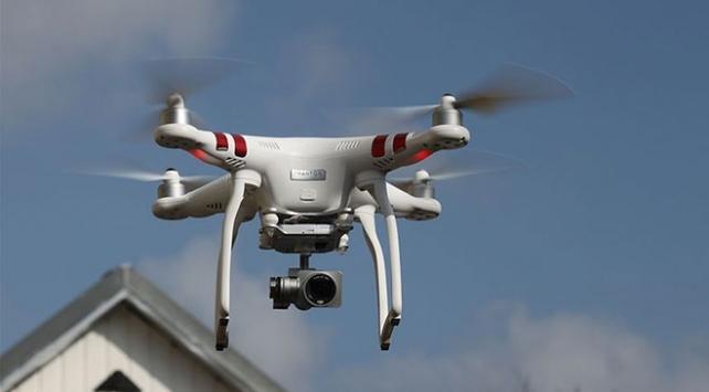 Drone ile izledikleri evden 4 milyon liralık hırsızlık yaptılar