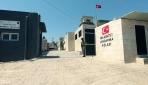 Afrindeki komando üslerini TRT Haber görüntüledi