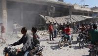 Rejim ve Rusya'dan İdlib'e hava saldırıları: 6 ölü
