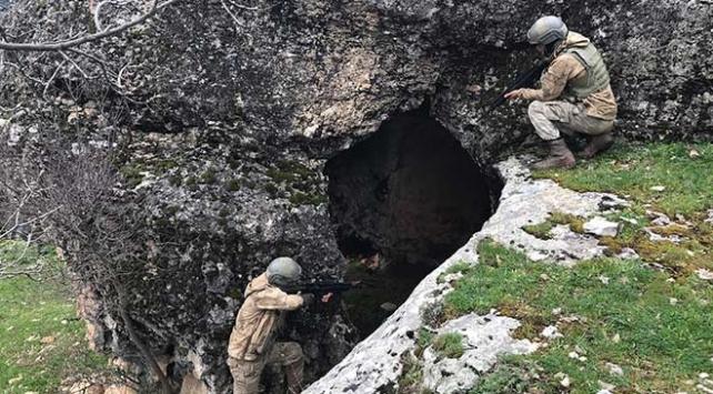 8 ayda 635 PKKlı terörist etkisiz hale getirildi